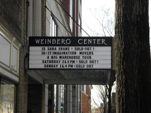 Weinberg Marquee