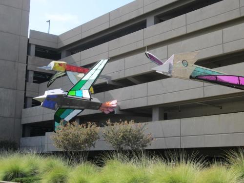 Flying Gardens