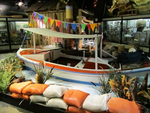 Lafitte Barataria Museum Interior