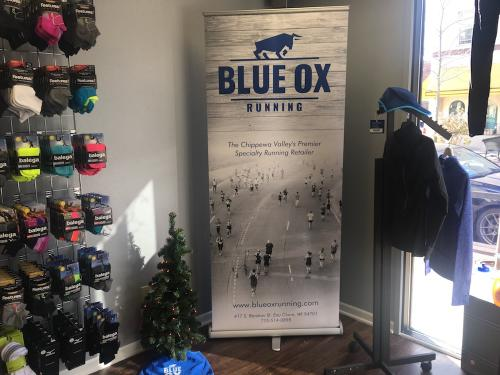 Blue Ox Running