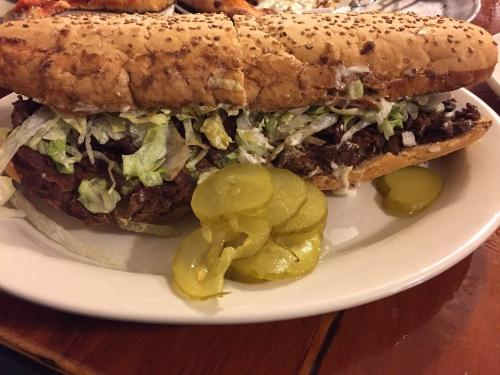Sub-Sandwich at R & O's