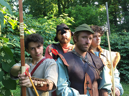 DTN - PS - Montford Park Players - Robin Hood