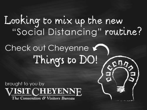 Social Distancing things to do