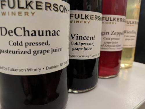 Fulkerson's Grape Juice Varietals