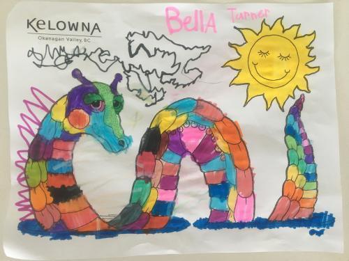 Ogopogo Contest Bella 5yr