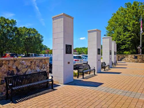 Cornelius Veterans Park