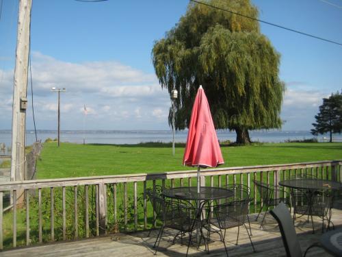 View of Lake at Fisher Bay