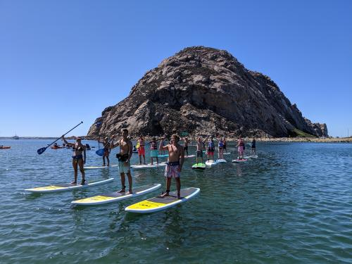 Group Paddlesports