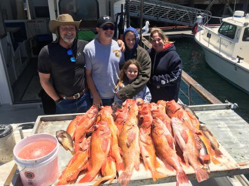 Virg's Landing Fishing Trip