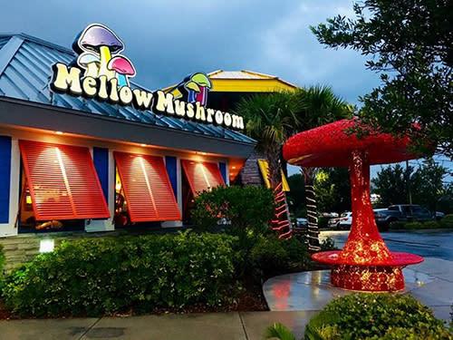 Mellow Mushroom exterior