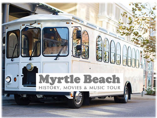 The Market Common Myrtle Beach History Trolley Tour