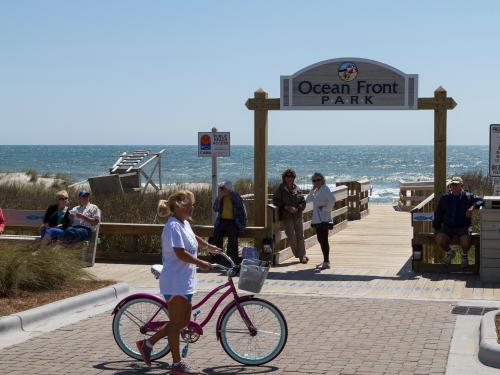 4x3 Ocean Front Park