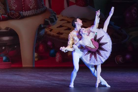Huntsville Ballet Nutcracker