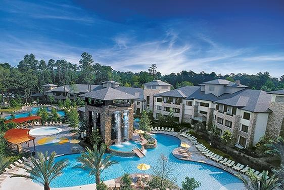 The Woodlands Resort pool