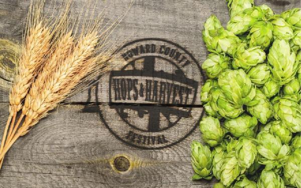 Hops & Harvest Festival Logo