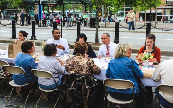PVDFest Community Table