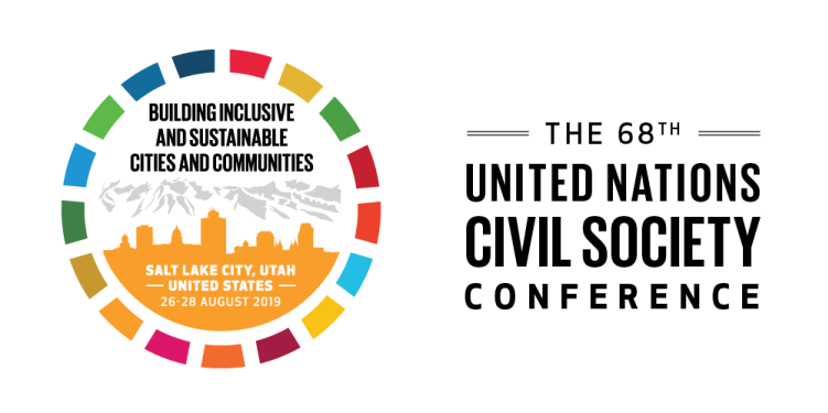 United Nations Civil Society Conference Logo