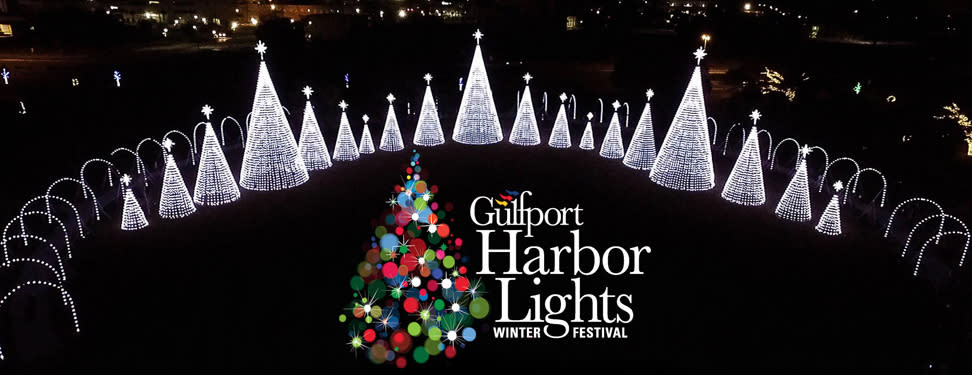 Gulfport Harbor Lights Winter Festival | Holiday Festival in MS