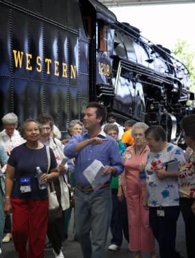 Train Tour - Group Friendly
