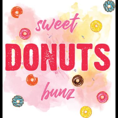Sweet Bunz Donuts logo