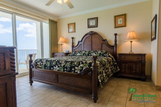Beachfront bedrooms!