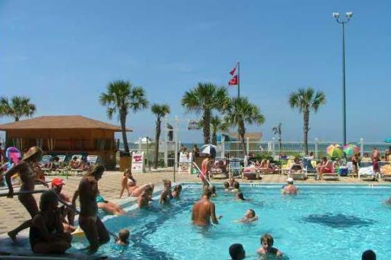 tickie bar by pools
