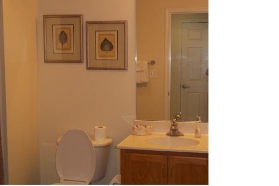 Bathroom at Paradise Zone,