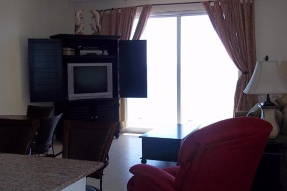 Living Room and Sofa Sleeper area Paradise Zone