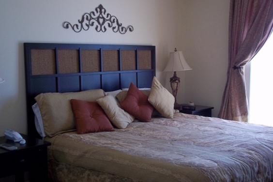 Bedroom at Paradise Zone