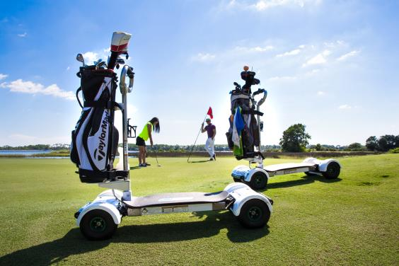 GolfBoard @ Bay Point Golf Club