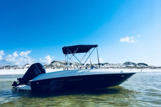 2019 Bayliner Element E16!!