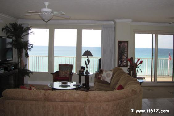 Treasure Island Beach Resort 6th FL-3BR gulf condo