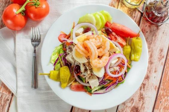Johnny's Greek Salad