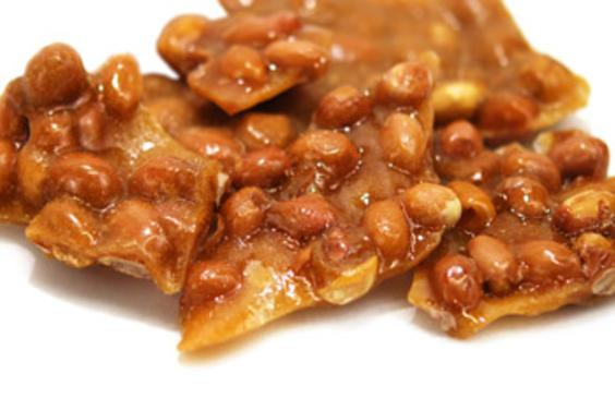 Best Peanut Brittle EVER!!!
