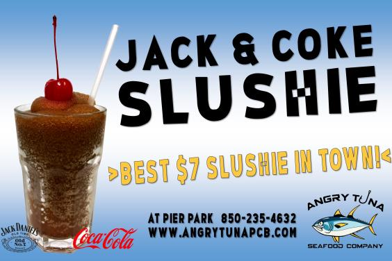Jack & Coke Slushie
