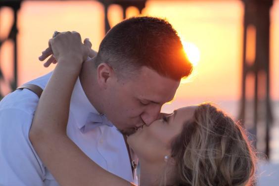 Beach Wedding 2 - White Sands