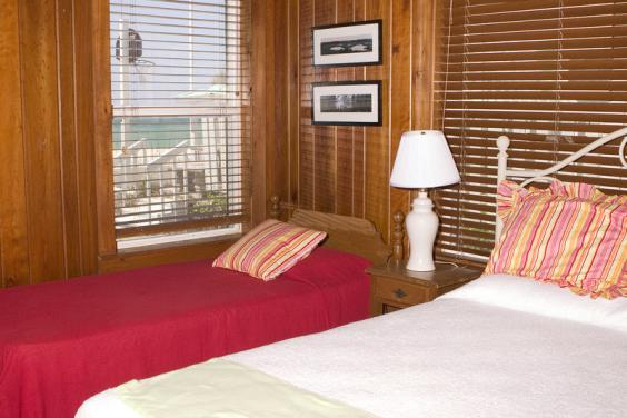 Second bedroom also boasts incredible views of the beach!