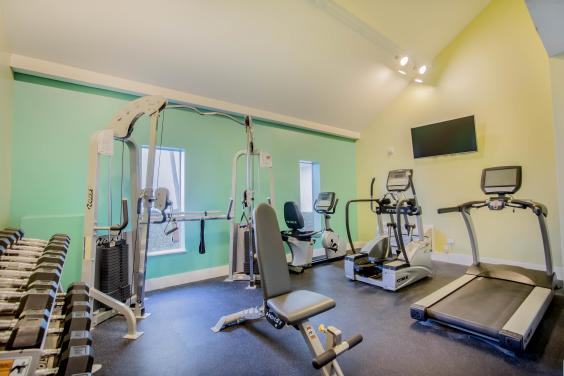 Beachside Resort Panama City Beach Fitness Center