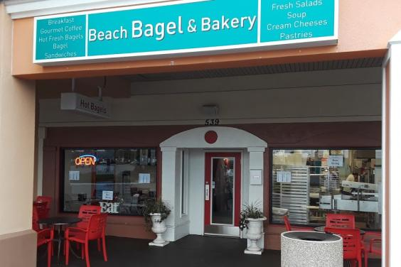 Beach Bagel and Bakery