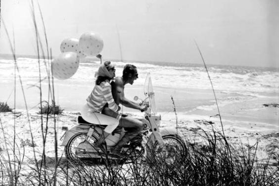 Bike week 1966