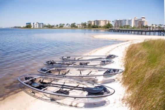 Clear Kayaks