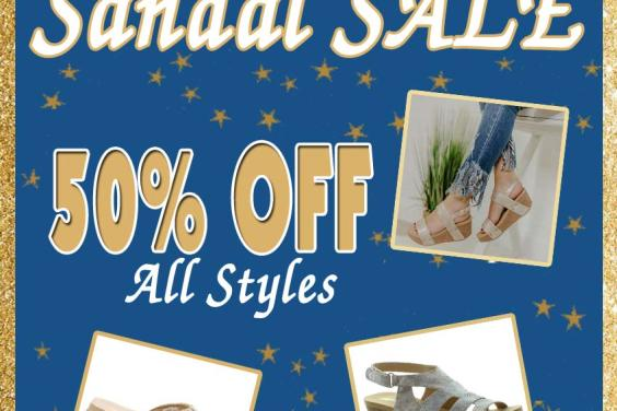 Volatile Shoe Sale 50% off