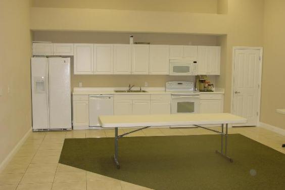 Celadon club house kitchen