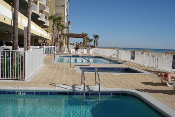 #1  Ocean Villa 301  2BR/2BA Gulf Front Condo