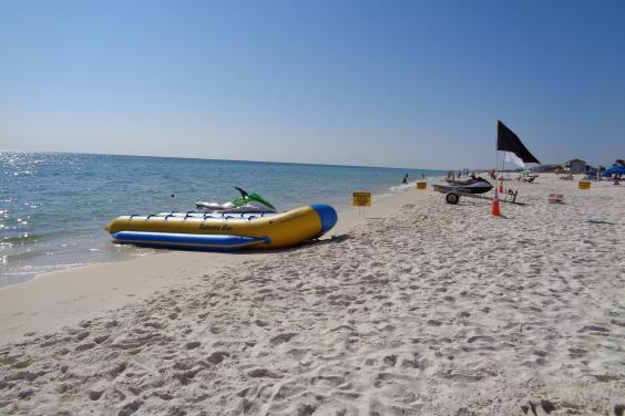 Rent a waverunner, take a ride on a banana boat
