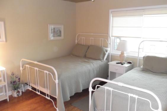 Guest Bedroom...