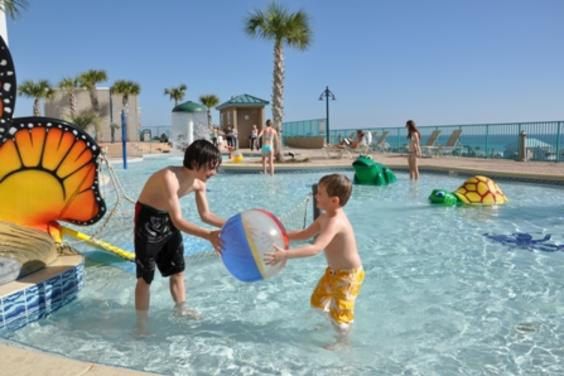 Laketown Wharf Kiddie Pool