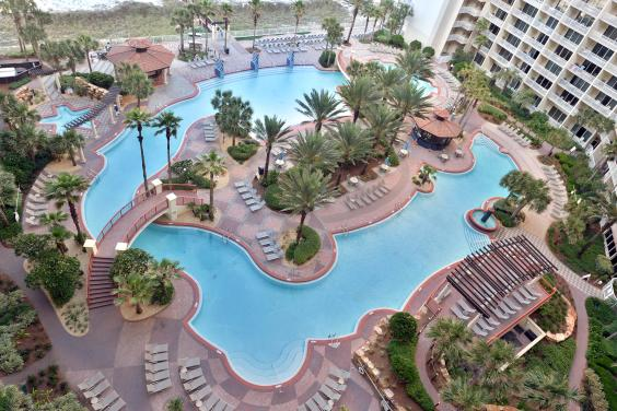 Pool and Amenities