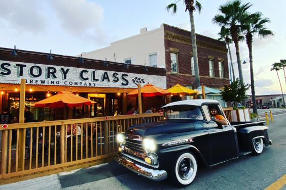 Events at History Class Brewery