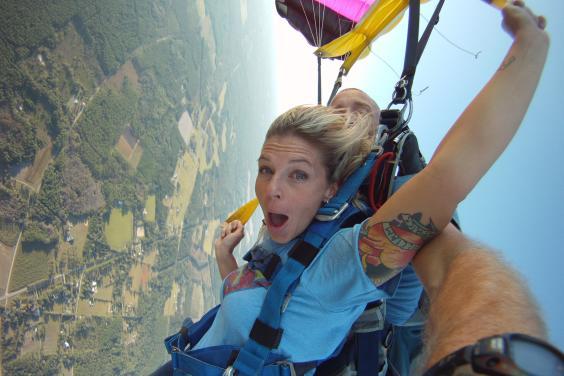 Skydive Panama City